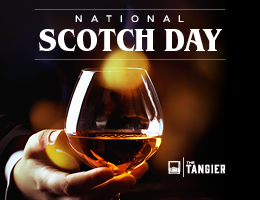 National Scotch Day At The Tangier