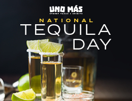 National Tequila Day At Uno Mas