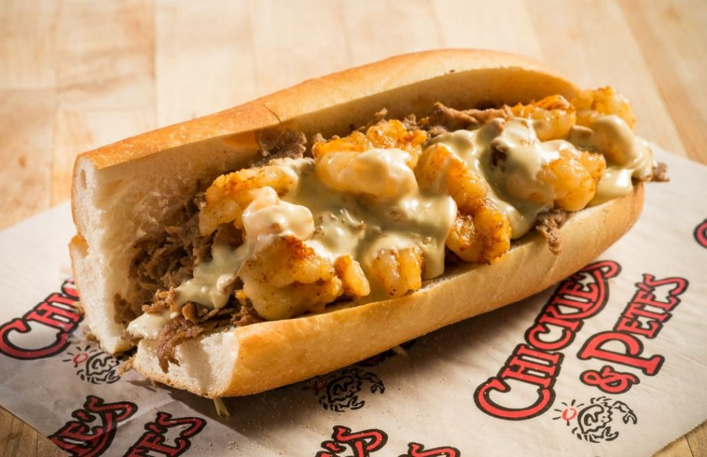 Chickie's & Pete's Lobster Cheesesteak
