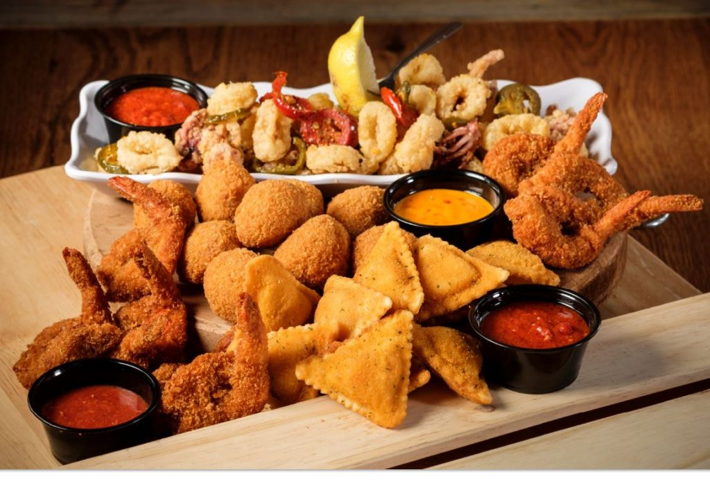 Chickie's & Pete's Fried Seafood