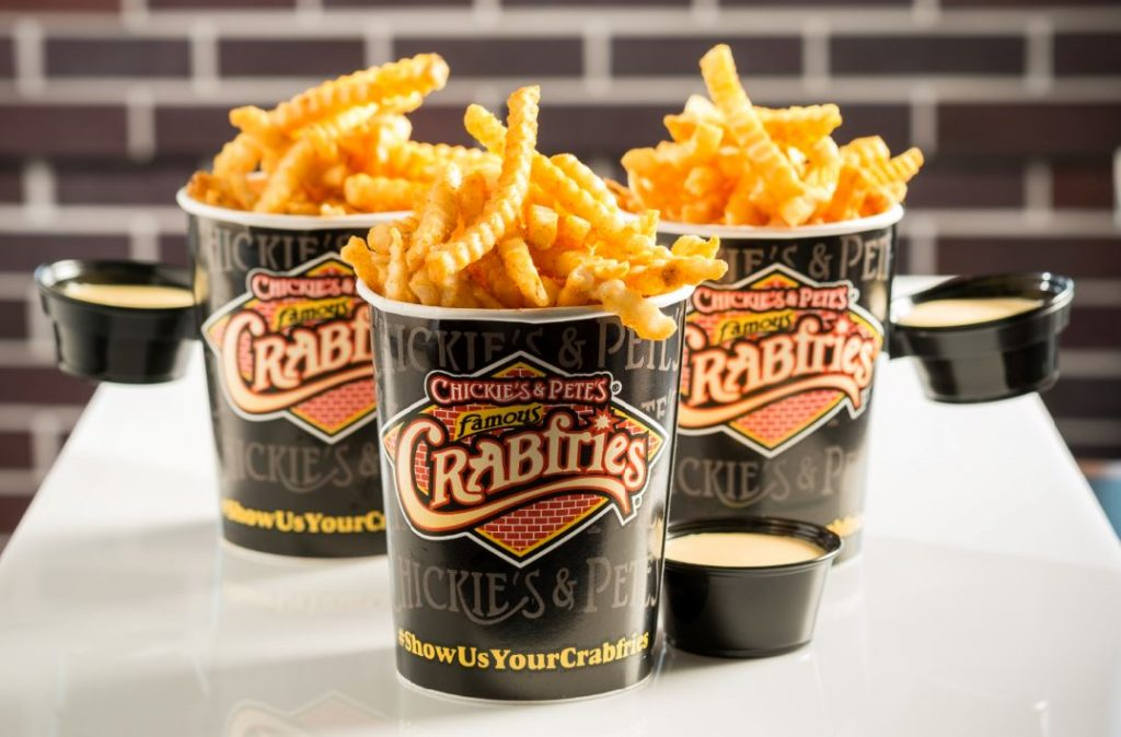 Chickie's & Pete's Crabfries