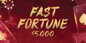 Image text says Fast Fortune
