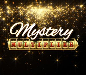 Mystery Multiplier copy against gold background