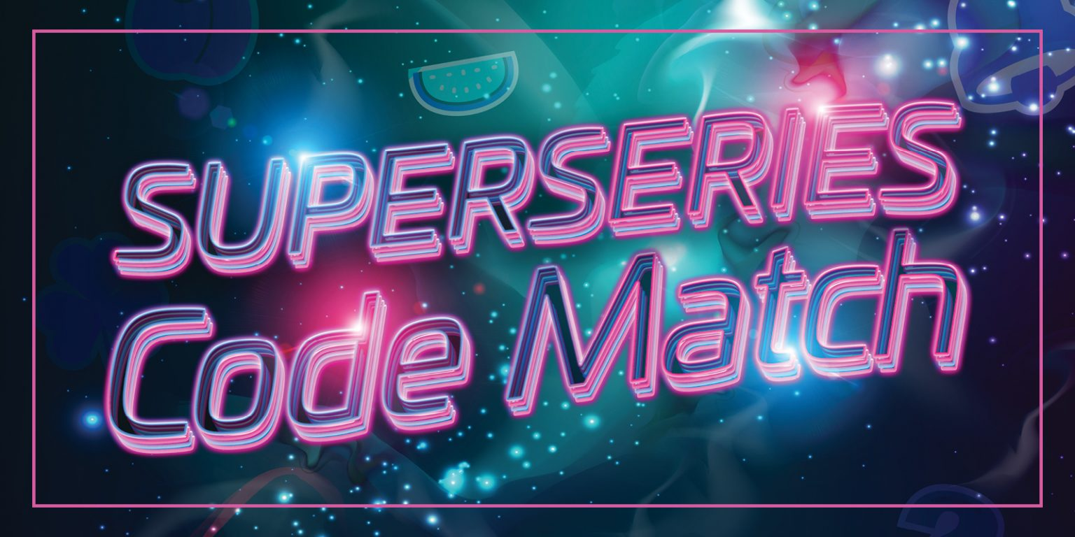 Superseries Code Match Copy