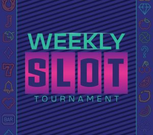 Tuesday Weekly Slot Tournament in April