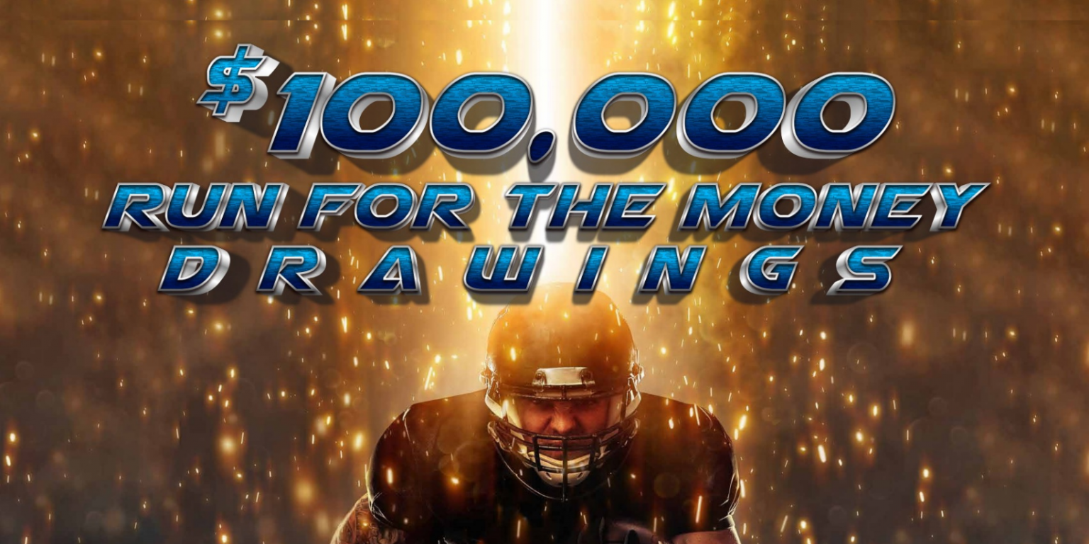 Run For The Money $100,000 Promotion