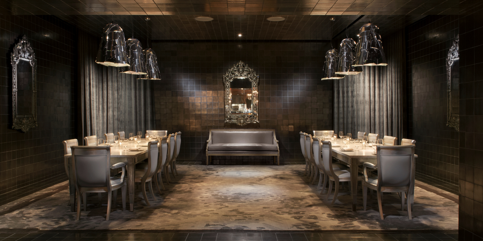 Bazaar Meat Private Dining Room