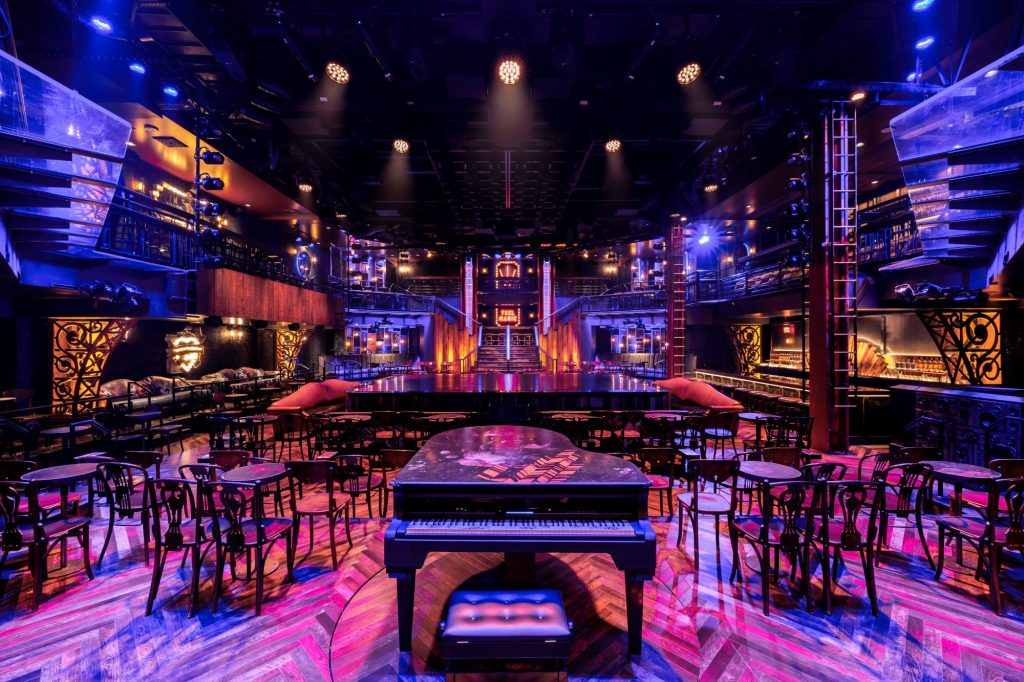 Image of the Magic Mike Live Theater